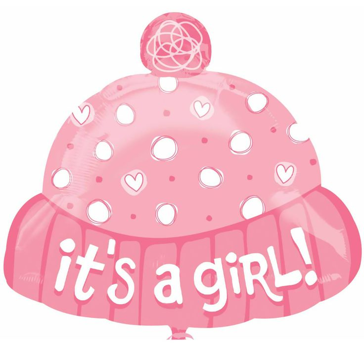 Pink clipart baby hat A GIRL Pinterest 351 BABY