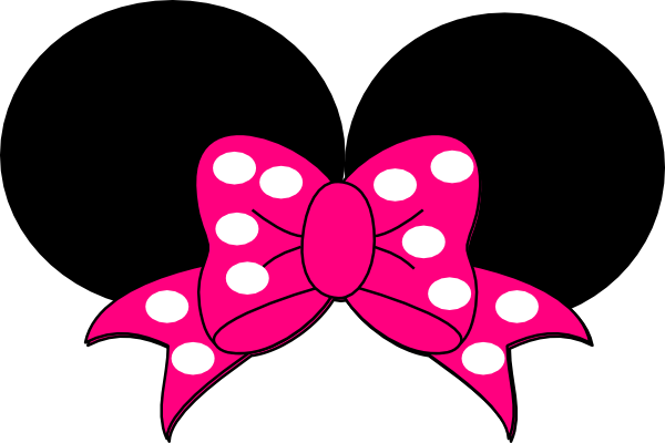 Pink clipart baby hat Minnie Mouse Minnie Hat Mouse