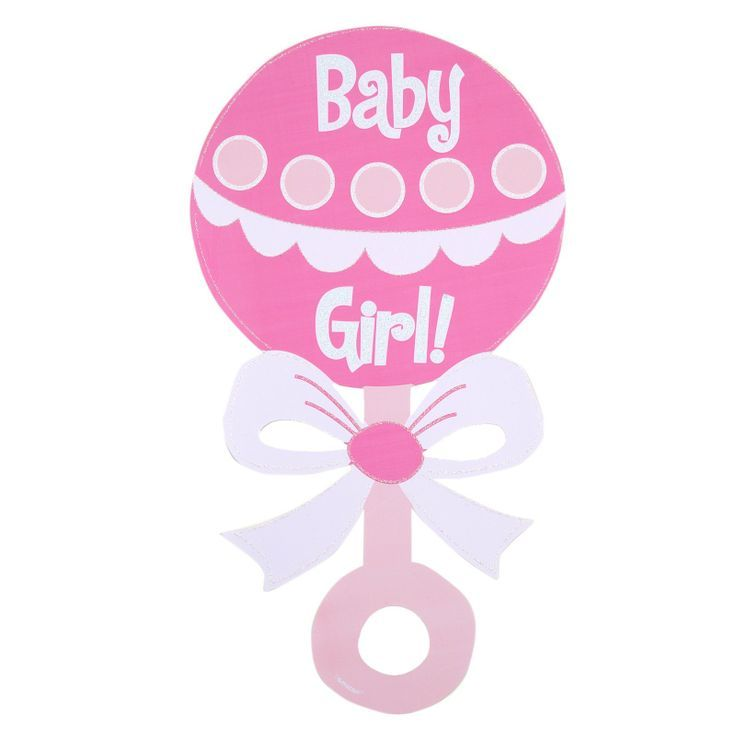 Pink clipart baby rattle Rattle Baby  Pink Images