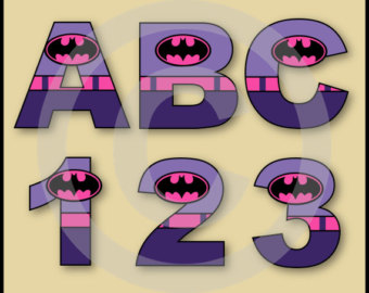 Clipart Graphics Art Alphabet Numbers