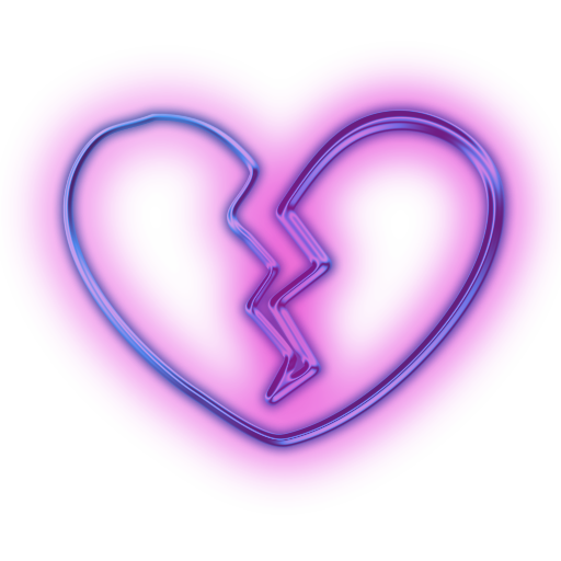 Broken Heart clipart icon Heart #113360 Etc » Icons