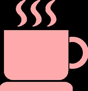 Mug clipart pink Pink at Clip Coffee com