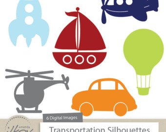 Boat clipart airplane Airplane Art & Invitations Premium