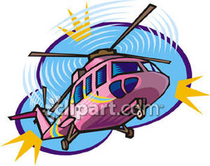 Pink clipart helicopter Pink Helicopter Free Clipart Clipart