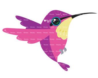 Pink clipart hummingbird Clipart art #19376 image clip