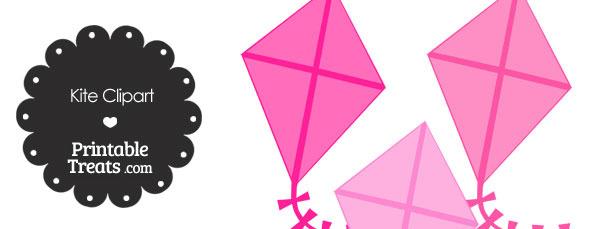 Pink clipart kite Pink Kite Pink Clipart Kite