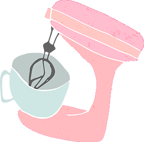 Pink clipart mixer Us Call Sugar Today Inspired