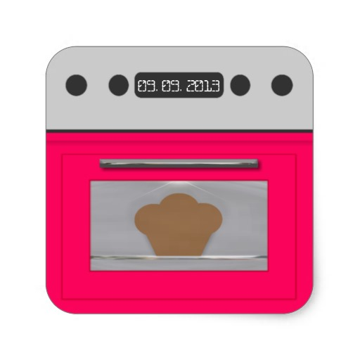 Pink clipart oven Electric VINTAGE GENERAL Toast Toaster
