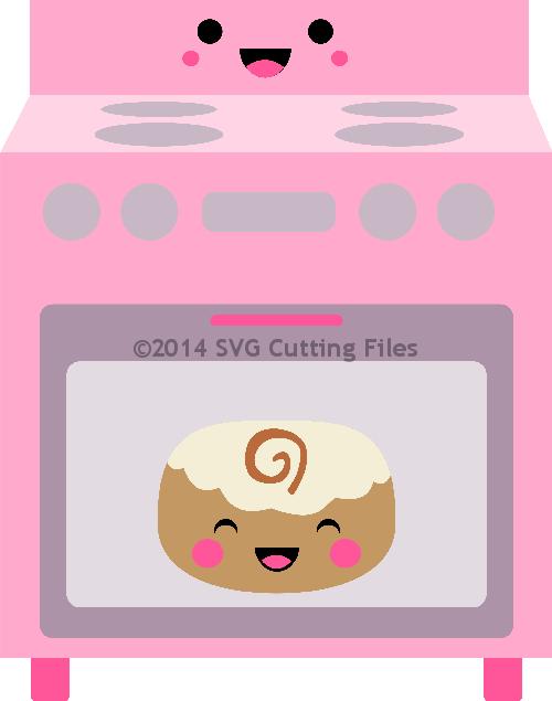 Pink clipart oven Oven Bun in (27+) oven