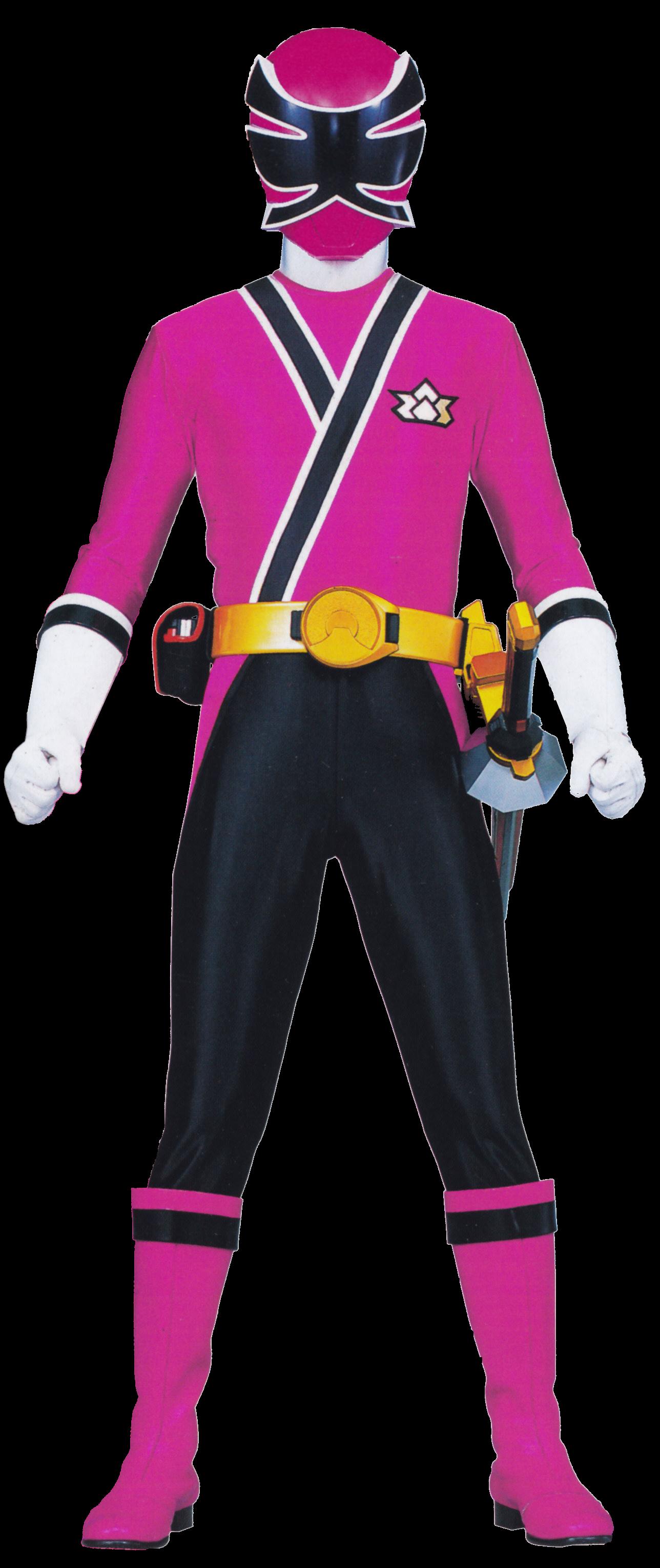 Pink clipart power ranger Samurai Ranger Ranger Samurai Pink