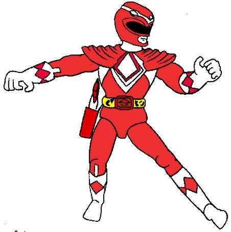 Pink clipart power ranger Rangers Clipart Power of Power