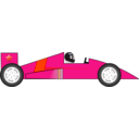 Race Car clipart pink With Free hue image Car