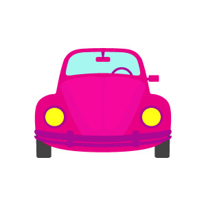 Race Car clipart pink Car Cliparts car Race vol