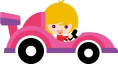 Race Car clipart pink Transportation clipart felt Car minus