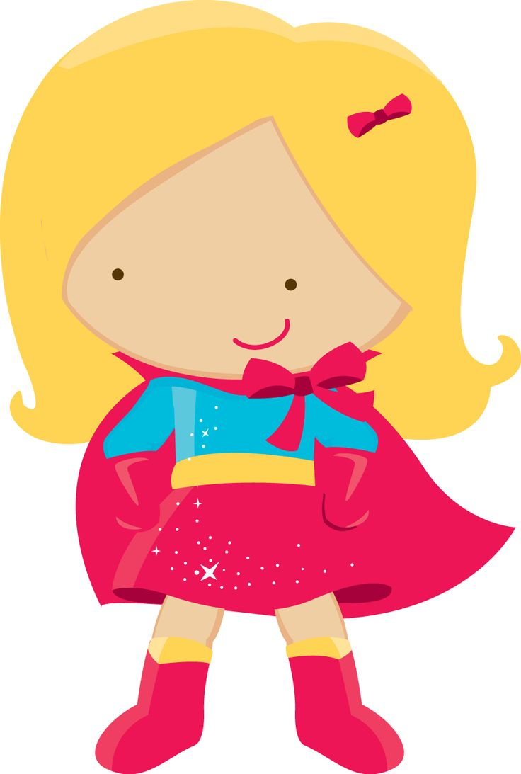 Pink clipart superhero Superheroes about 104 Pinterest best
