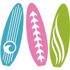 Pink clipart surfboard  beach boards art public
