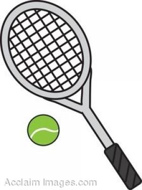 Pink clipart tennis racket Panda Clipart Images Free Tennis