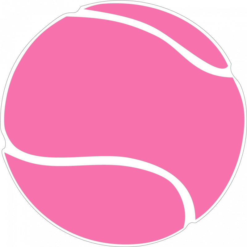Pink clipart tennis racket Clipart tennis image clipart tennis