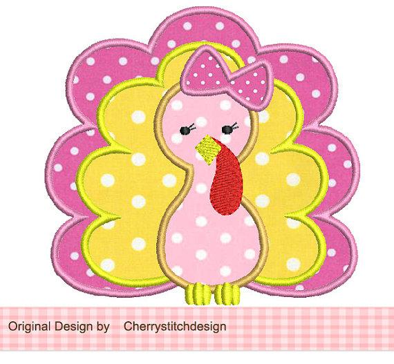 Pink clipart turkey Clipart Turkey Clipart Turkey Girly