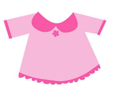 Gown clipart baby dress Clipart Girl Dress Clip In