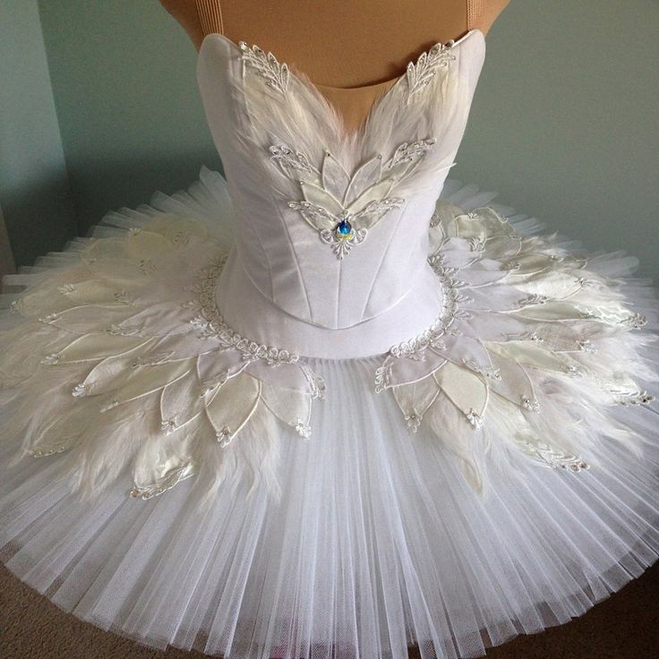 Pink Dress clipart ballet costume On swan Swan Best White