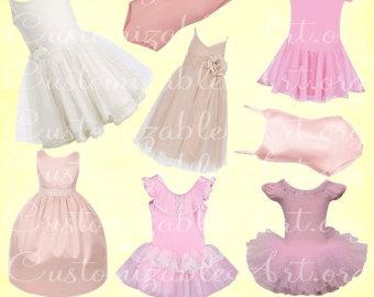 Pink Dress clipart boy clothes Clipart Womans Pink Ballet Ballet