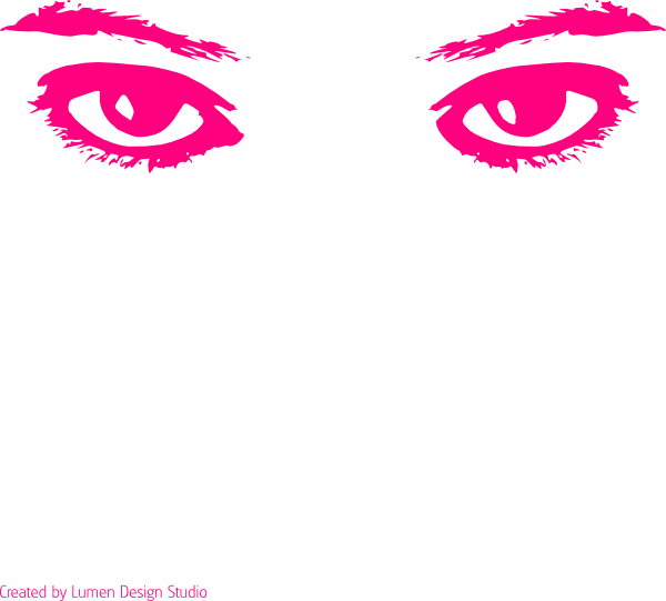 Pink Eyes clipart cute monster Com at online this as: