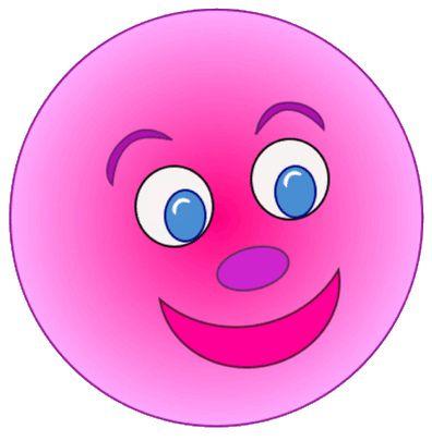 Smileys clipart pink Face 68 Pinterest red Google