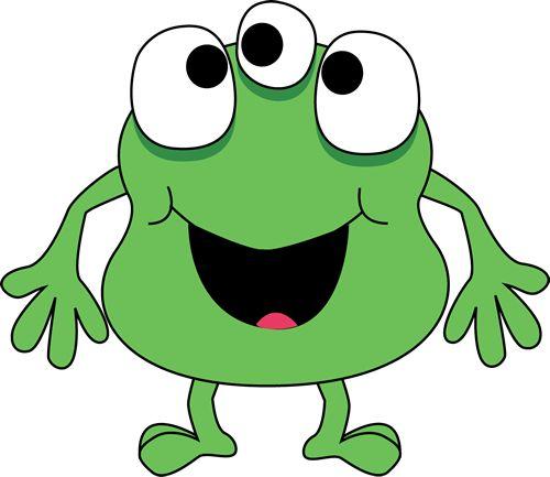 Eyeball clipart gut Monsters on Monster best Green