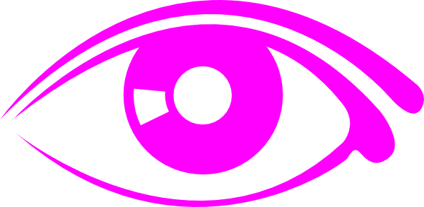 Pink Eyes clipart infected Download Clip Eye – Pink