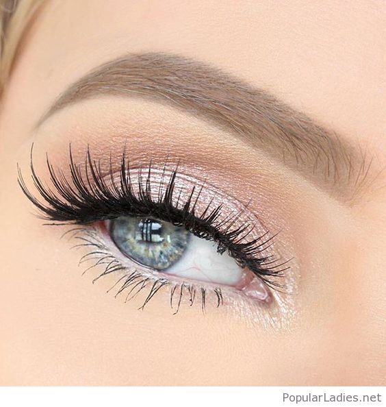 Pink Eyes clipart long eyelash Awesome long lashes ideas Long