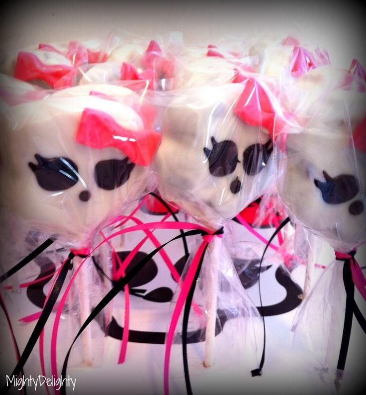 Pink Eyes clipart monster birthday #14