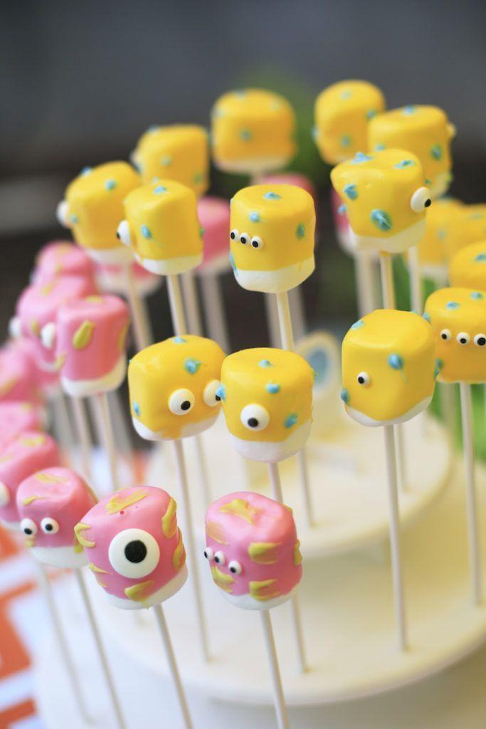 Pink Eyes clipart monster birthday #13