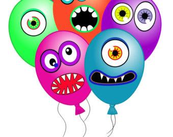 Pink Eyes clipart monster birthday #5