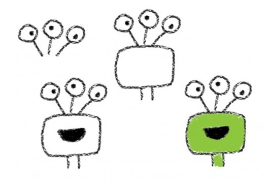 Marshmellow clipart monster Draw WRITERS EDIBLE FAVORITE Monsters