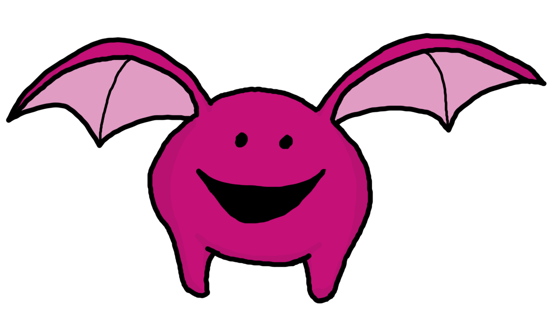 Pink Eyes clipart monster creature Images bat%20wings%20clipart Free Clipart Clipart