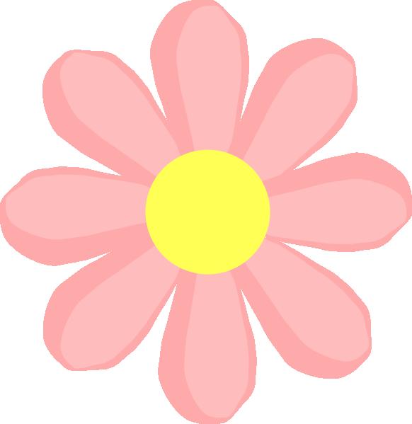 Pink Flower clipart cool cartoon Clipart Free for Cartoon Clip