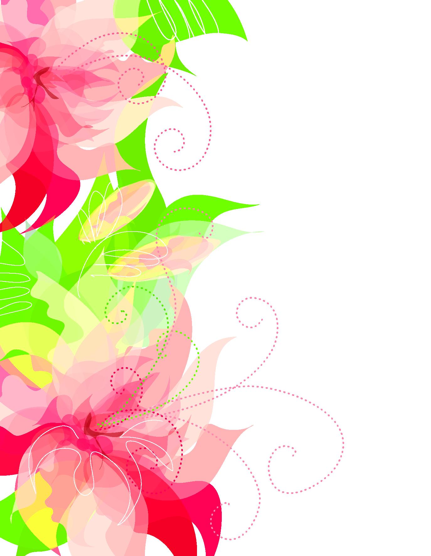 Decoration clipart cute flower Floral Cute Cute Decoration decoración