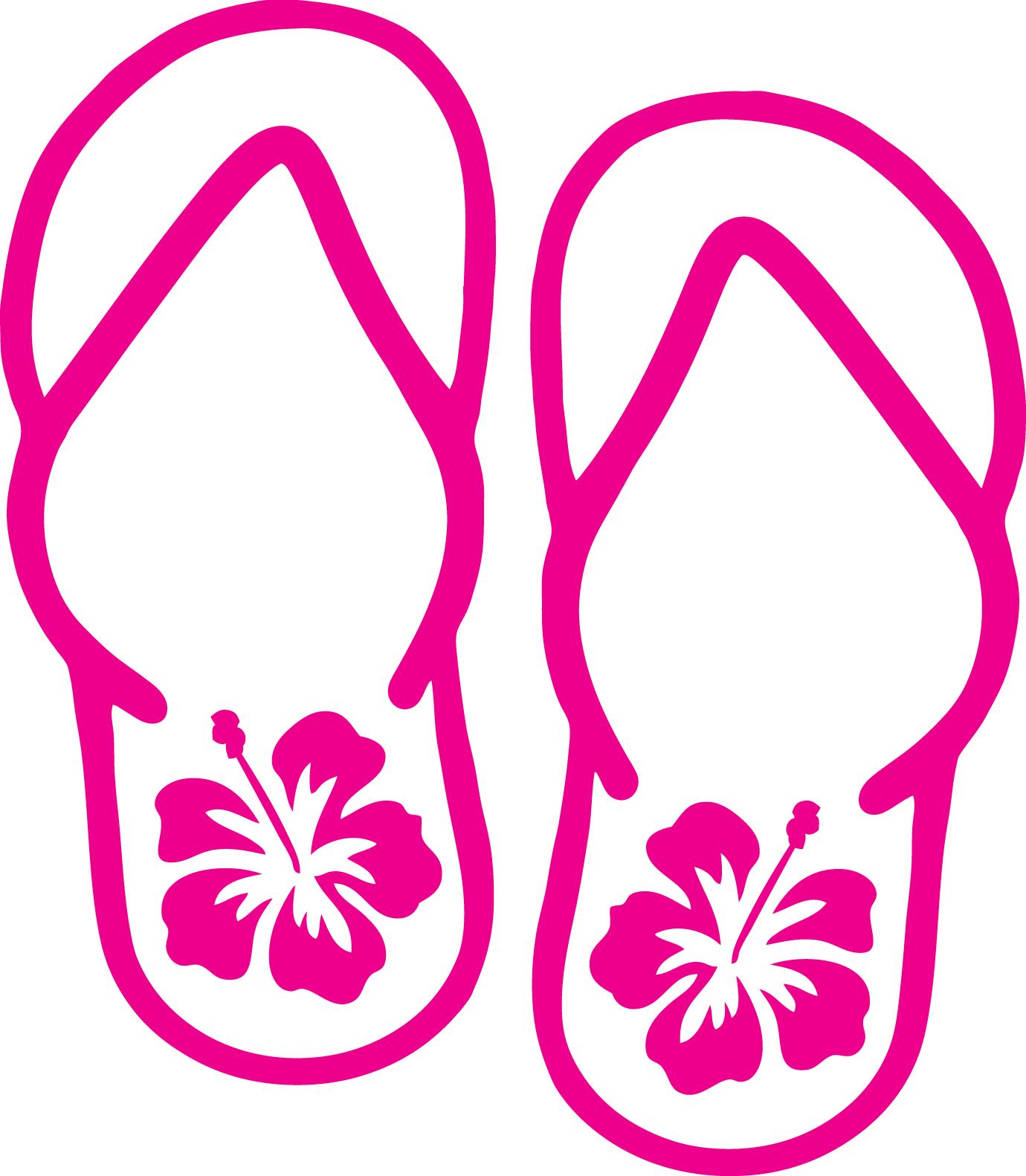 Pink Flower clipart hawaiian flower Images Flower Outline Art Free