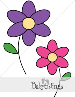 Pink Flower clipart large flower Pink%20and%20purple%20flower%20clipart And Images Clipart Clipart