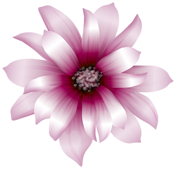 Pink Flower clipart large flower 0 Gallery 0 PNG Flowers