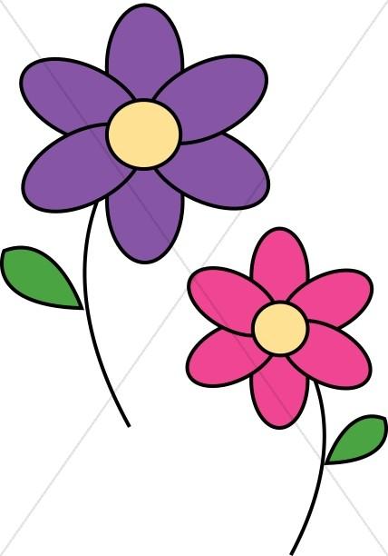 Petal clipart two Clipart #16 daisy clipart Fans