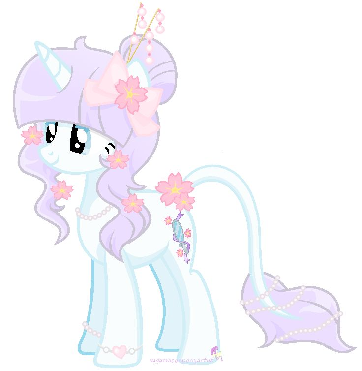 Pink Flower clipart mlp Mlp DeviantArt on for by