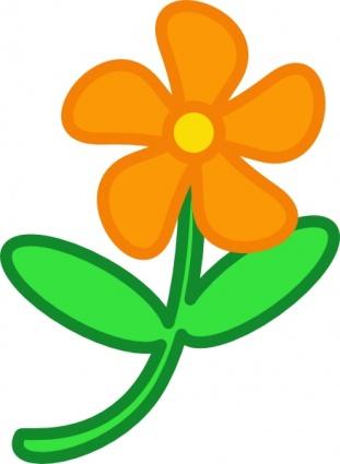 Tulip clipart may #1