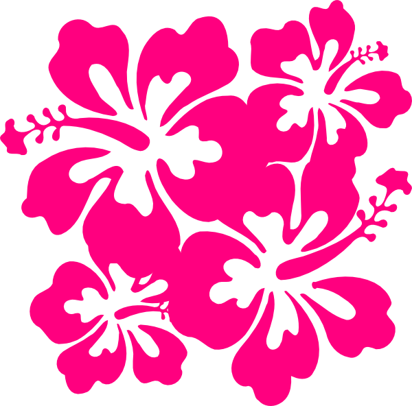 Pink clipart hibiscus flower This Clip clip Hibiscus royalty