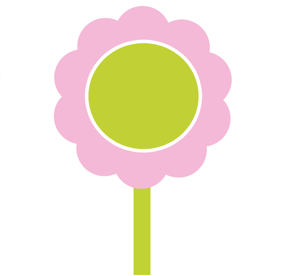 Yellow Flower clipart springtime flower Clipart pink%20banner%20clipart Free Spring Flowers
