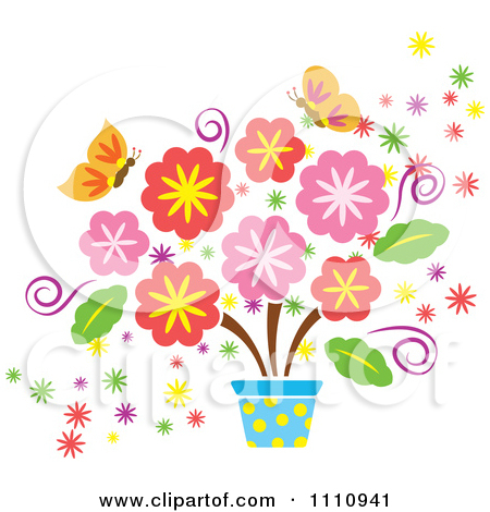 Pink Flower clipart springtime Clipart Collection flower Springtime flowers