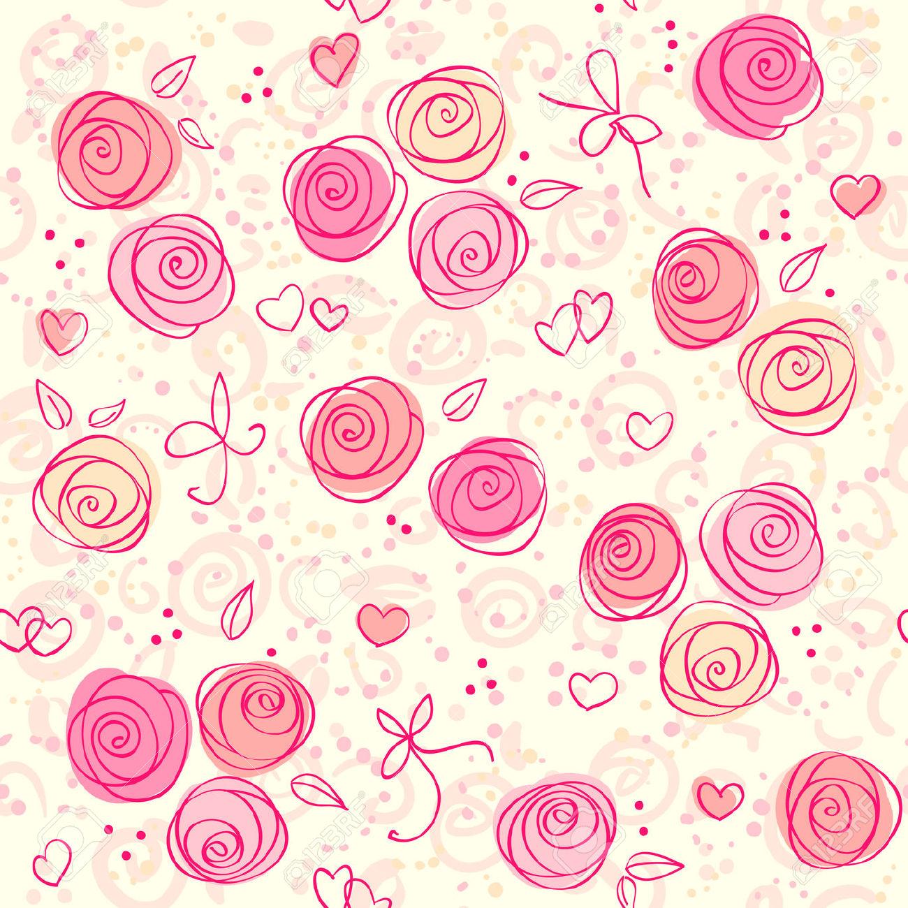 Pink Flower clipart wallpaper Print Pinterest Pink Print Print
