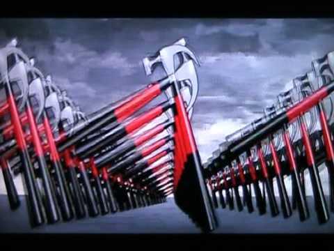 Pink Floyd clipart crossed hammers #15