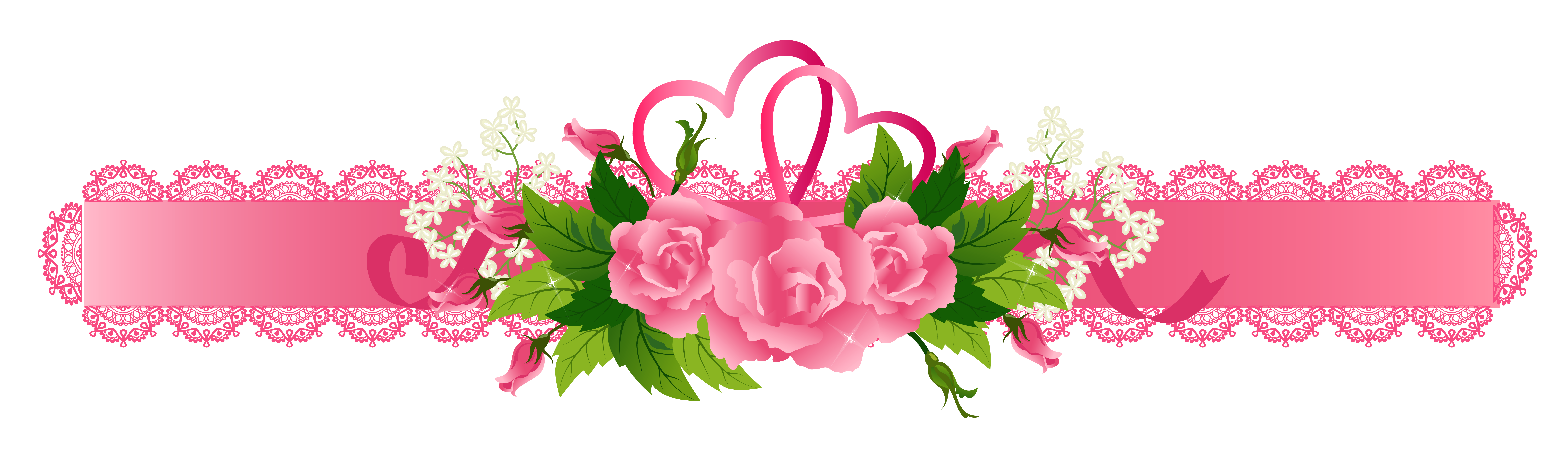 Pink Hair clipart baby bow #13